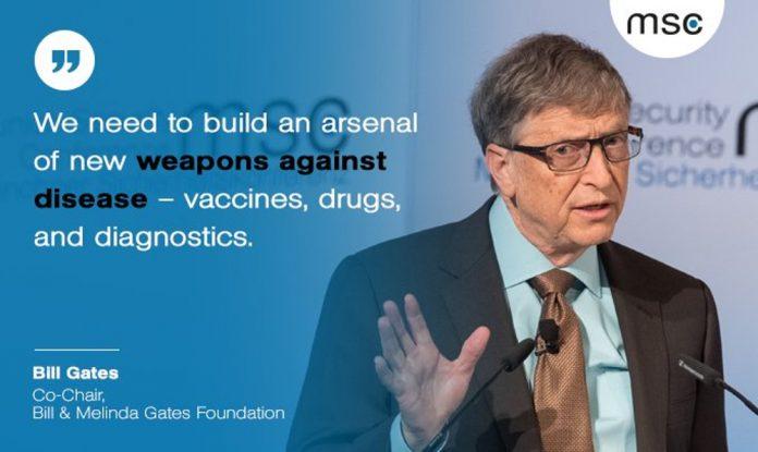 Bill Gates: 'Teroristi će uskoro imati oružje s kojim će ubiti više od 30 milijuna!'
