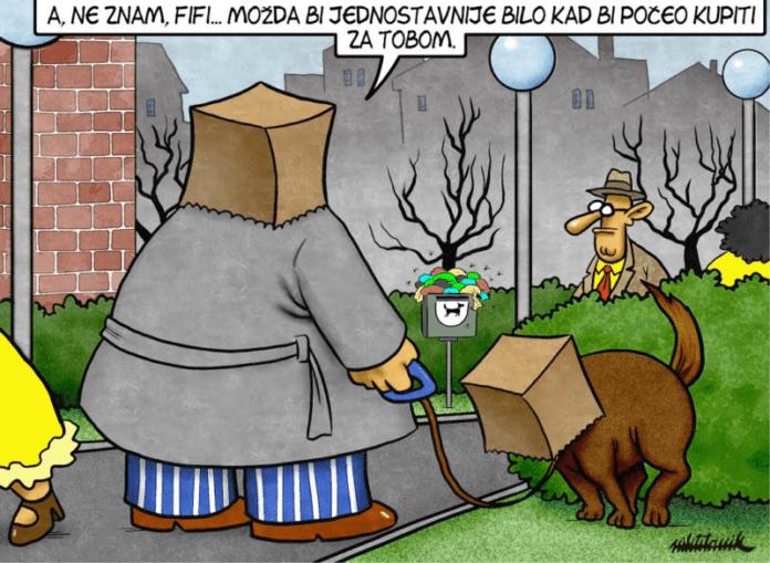 Problem psećeg izmeta na zagrebačkim ulicama nije pseći problem