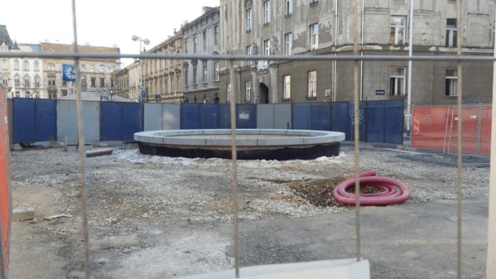 Uskoro novi rotor i fontana promjera osam metara