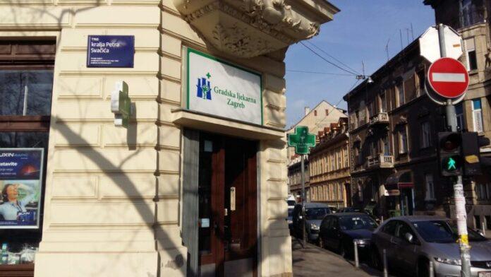 Gradske ljekarne Zagreb vježbaju evakuaciju i spašavanje