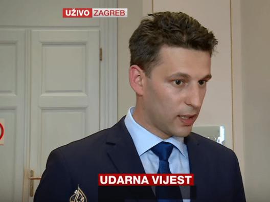 Petrov kolegama u Bratislavi