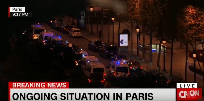 Policajac ubijen u središtu Pariza