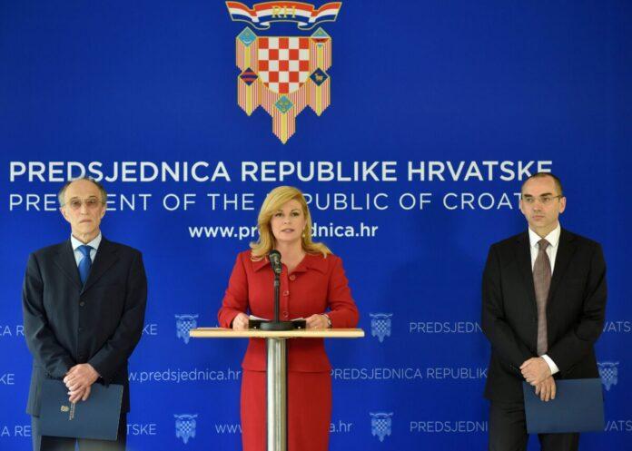 Predsjednica predstavila nove savjetnike