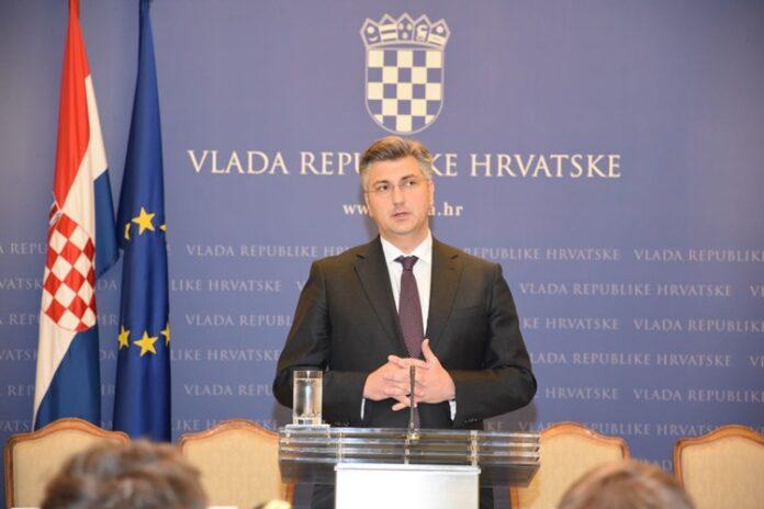 Smijenio ministra unutarnjih poslova Orepića