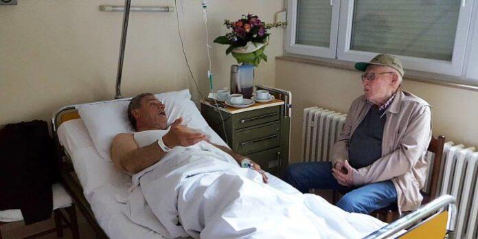 Bandić iz bolničkog kreveta