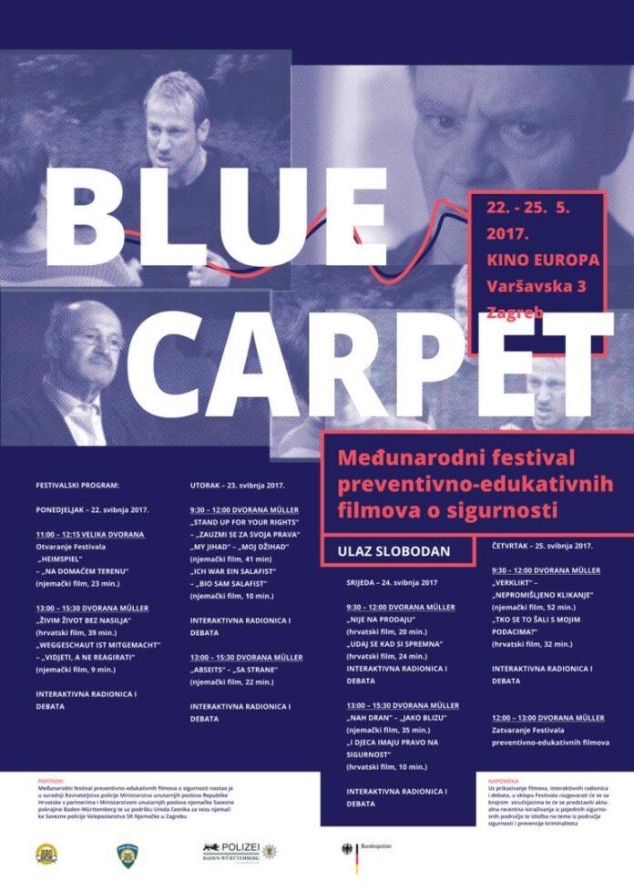 Blue Carpet festival u Kinu Europa