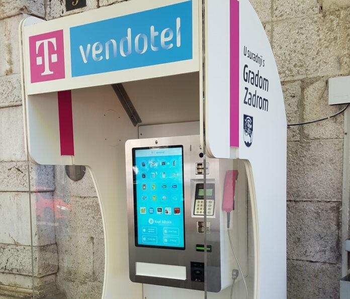 Hrvatski Telekom u Zadru postavio prve pametne govornice u Hrvatskoj