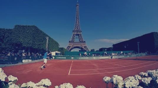 Mmjere osiguranja na Ronald Garrosu