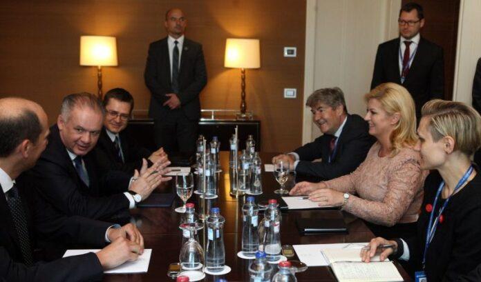 Predsjednica na GLOBSEC-u
