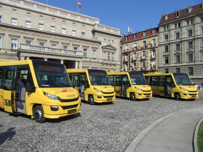 školski autobusi Beograd