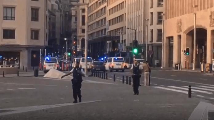 Eksplozija u Brisel-u