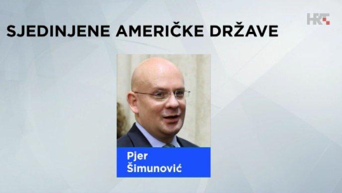 Pjer Šimunović - veleposlaniciHRT
