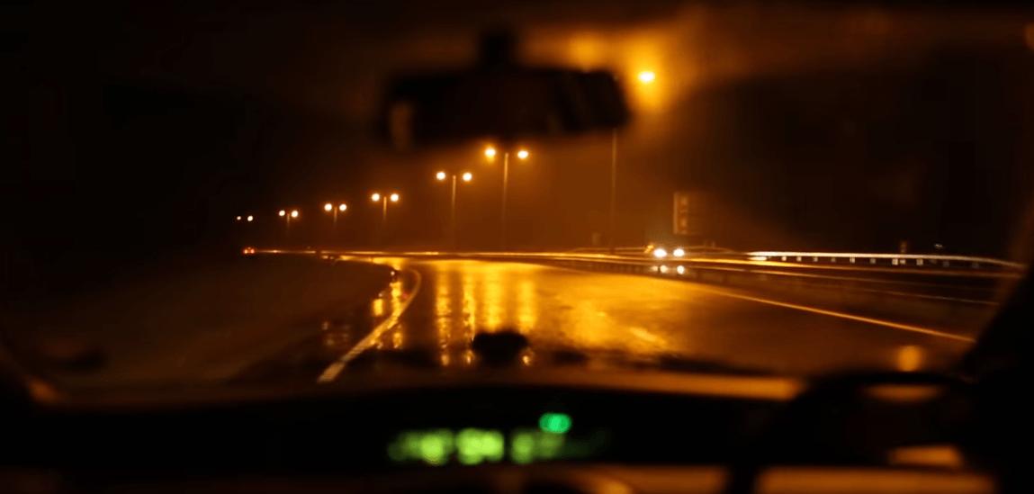 Kako držati noć za brzinu