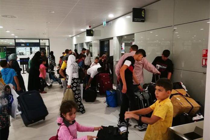 Sirijske izbjeglice iz Turske