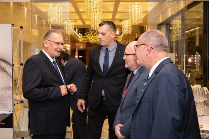 Luigi Opatija, Kongres Hrvatski dani sigurnosti