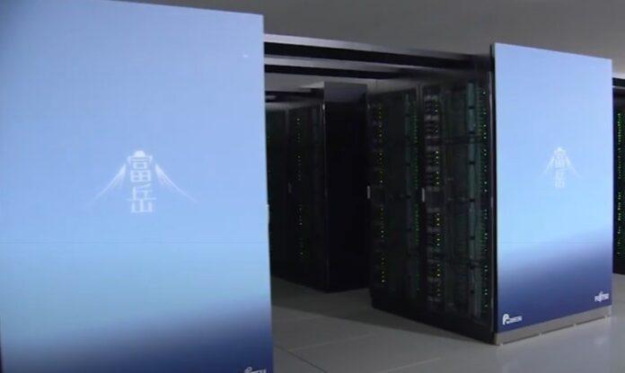 Fugaku - najbrže superračunalo iz Japana