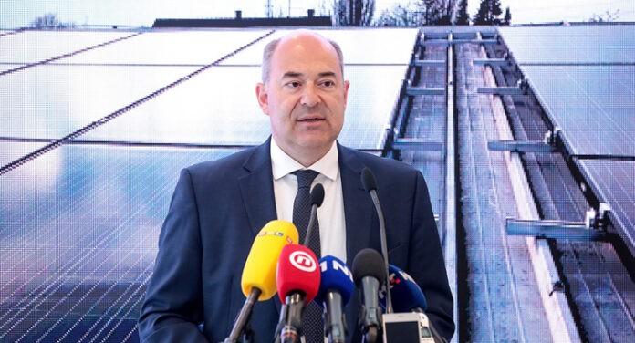 Frane Barbaric : HEP će izgraditi 120 MW sunčanih elektrana