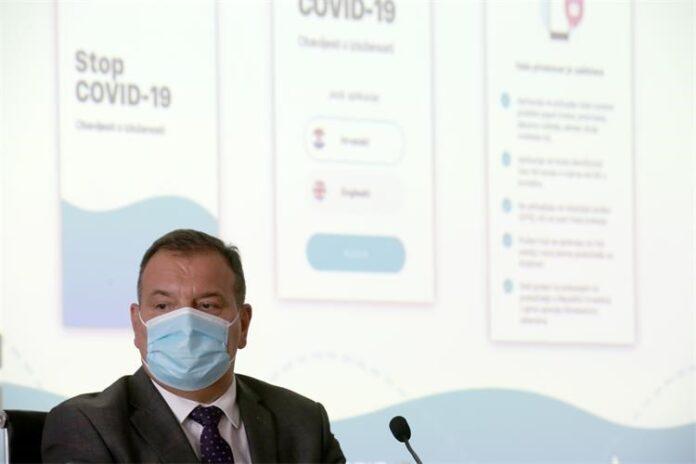 Vili Beroš COVID19 aplikacija