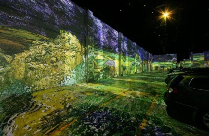 Van Gogh u drive-in muzeju