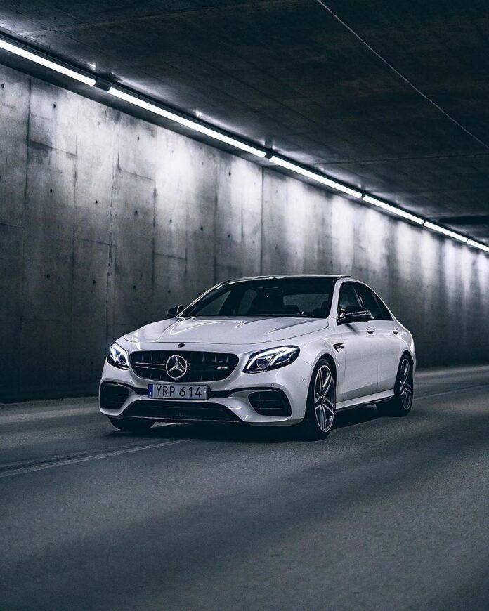 hakiran Mercedes Benz E klasa