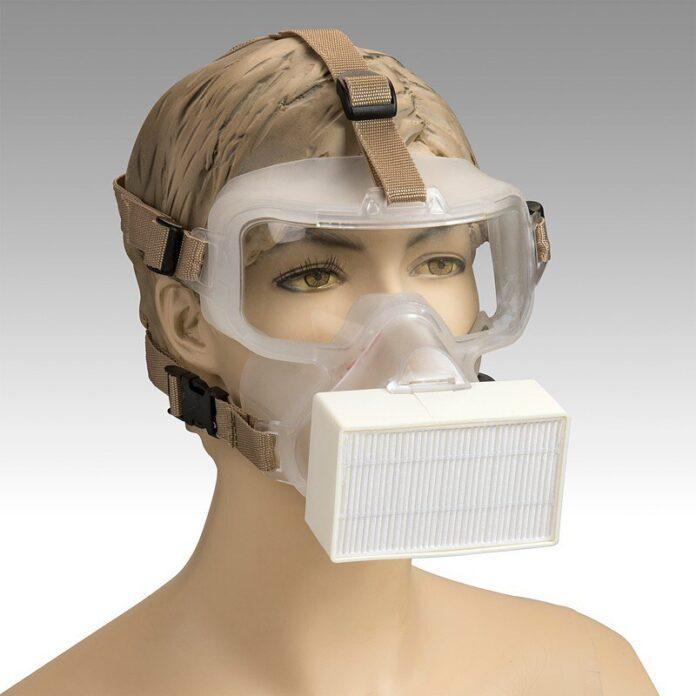 Zaštitna maska koja blokira 99% čestica koronavirusa