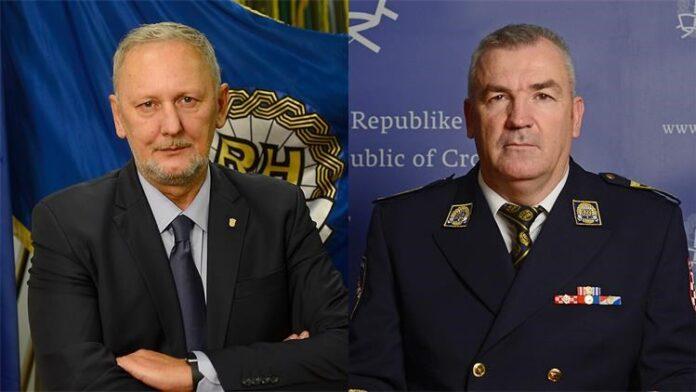 Čestitka Božinovića i glavnog ravnatelja policije Miline