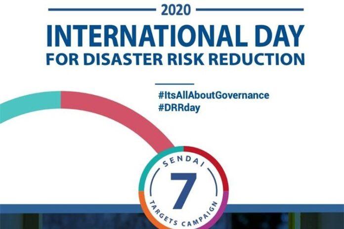 Međunarodni dana smanjenja rizika od katastrofa