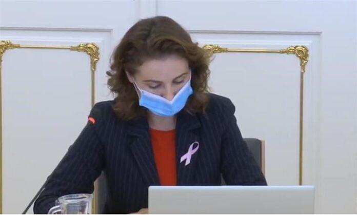 Državna tajnica Irena Petrijevčanin Vuksanović