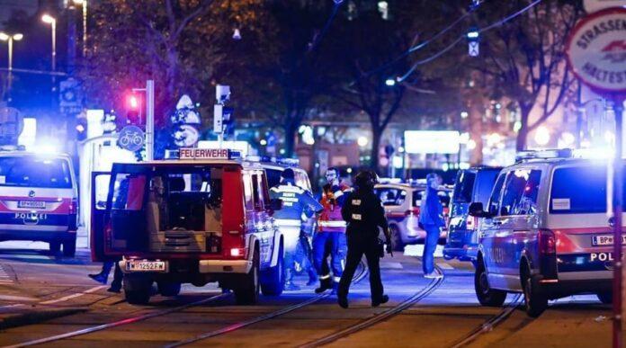 Ubijeno petero ljudi - Beč