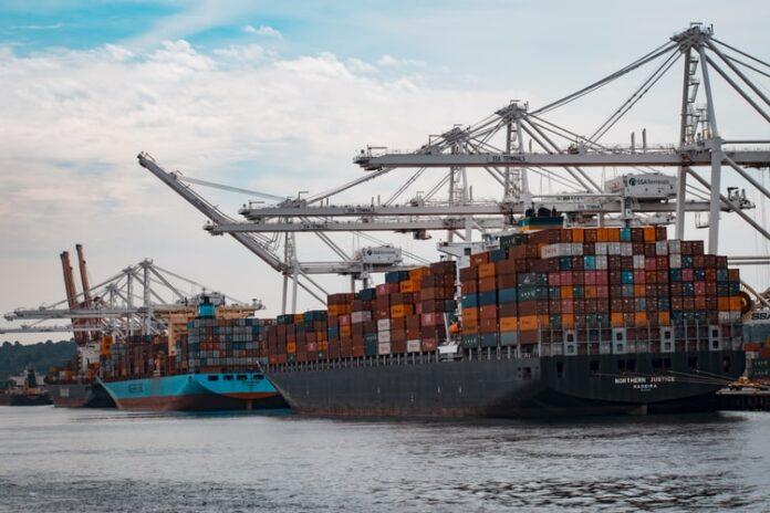 Brod Njemačka prosvjedi nuklearni otpad