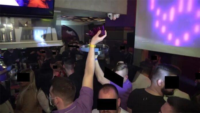 COVID tulumarila u klubu