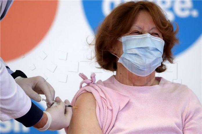 Počelo cijepljenje protiv covida-19
