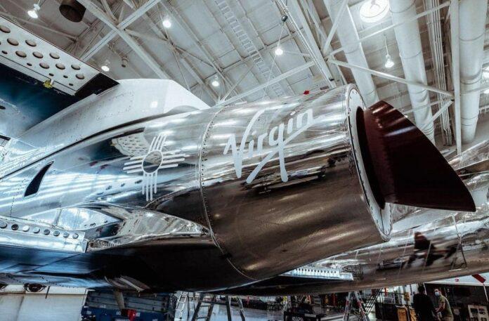 Letjelica Virgin Galactica 11. srpnja leti na rub svemira