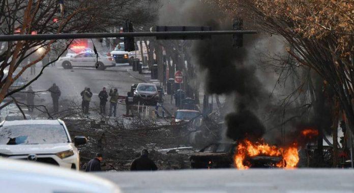 Otkriven krivac za eksploziju u Nashvilleu