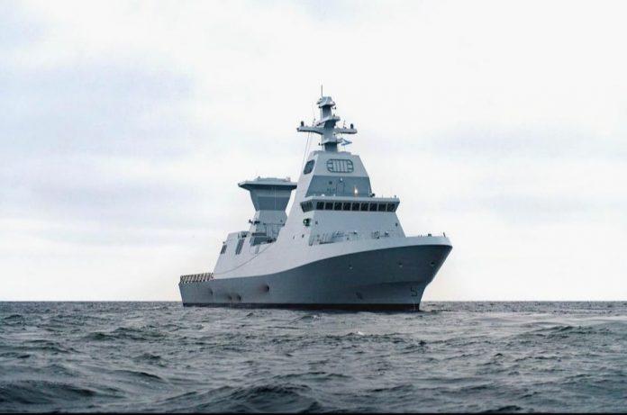 Izrael, Njemačka, ratni brod, mornarica