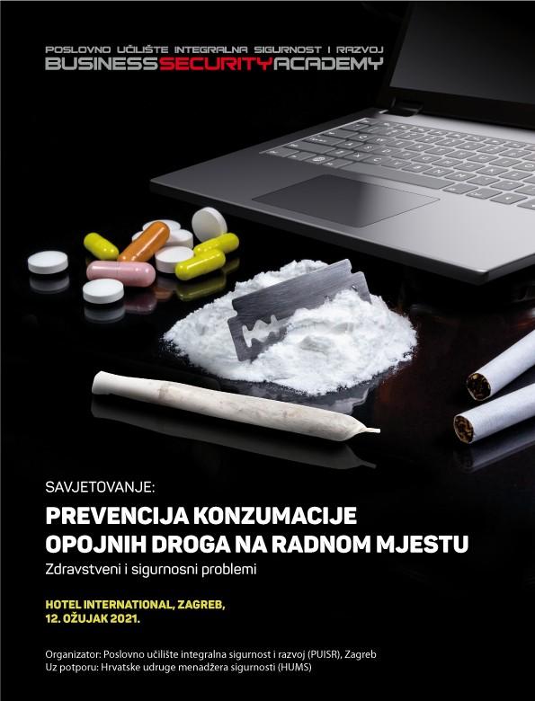 Prevencija konzumacije opojnih droga