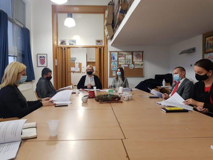 Sjednica Radne skupine za izradu Strategije urbane sigurnosti Grada Zagreba
