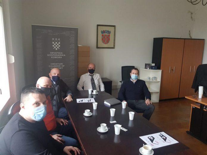 koordinacija Hrvatske kuće sigurnosti