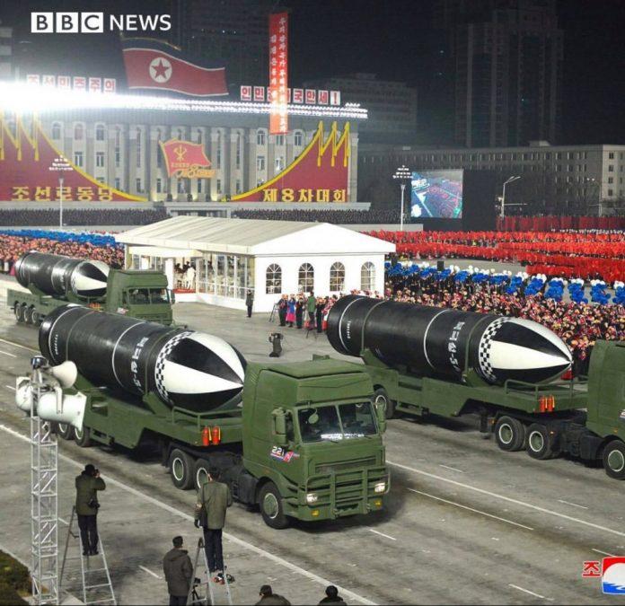 Sjeverna Koreja ispalila je balističke rakete u vode u blizini Japana