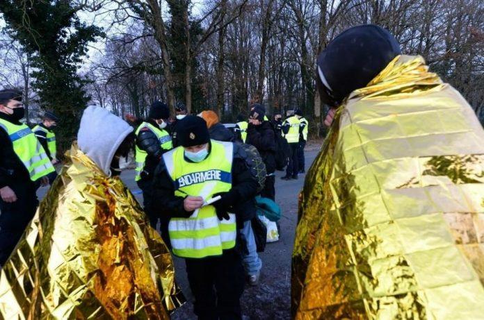 Ilegalnom raveu u Francuskoj prisustvovalo 2500 ljudi