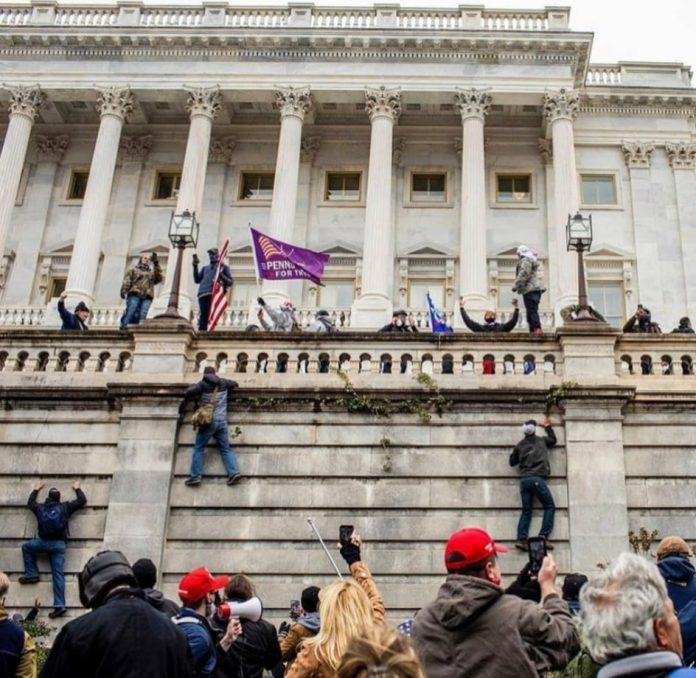 napada na Capitol Hill