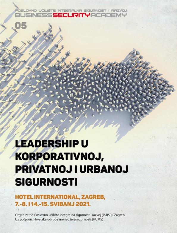 Leadership u sigurnosti