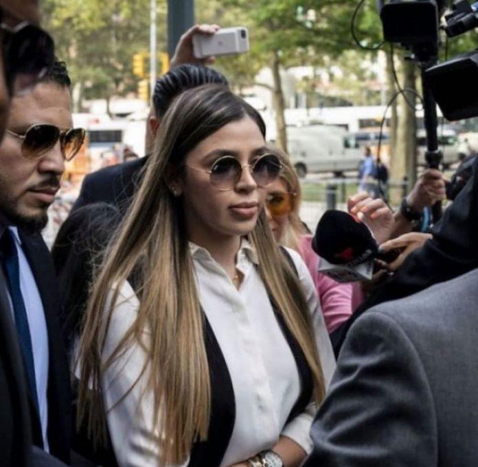 Uhićena supruga meksičkog narkodilera El Chapa