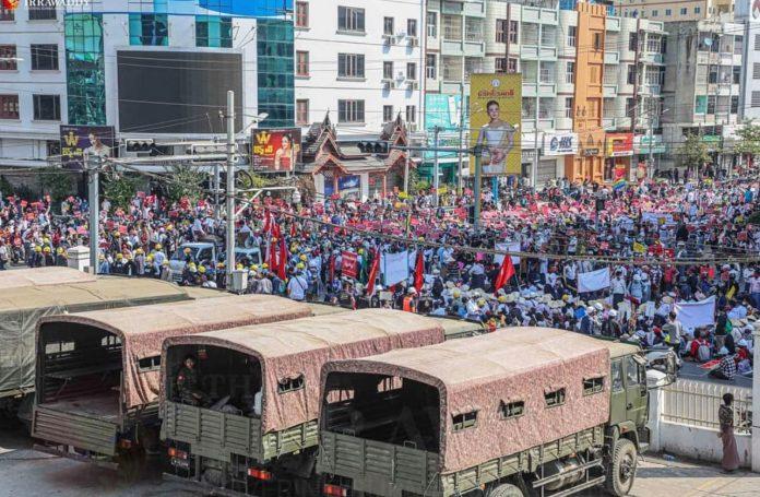 Desetci ubijeni u vojnoj akciji u Mjanmaru