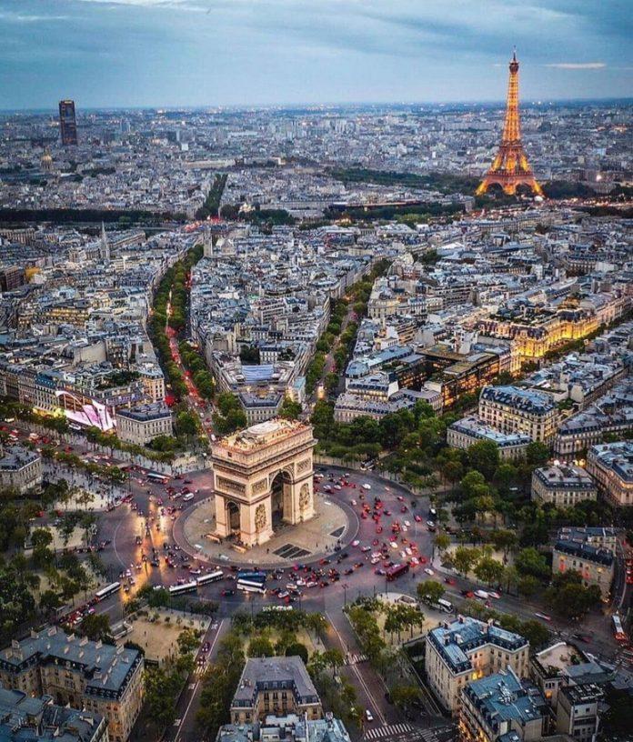 Pariz pretvara Champs-Elysées u pješačku aveniju prekrivenu drvećem