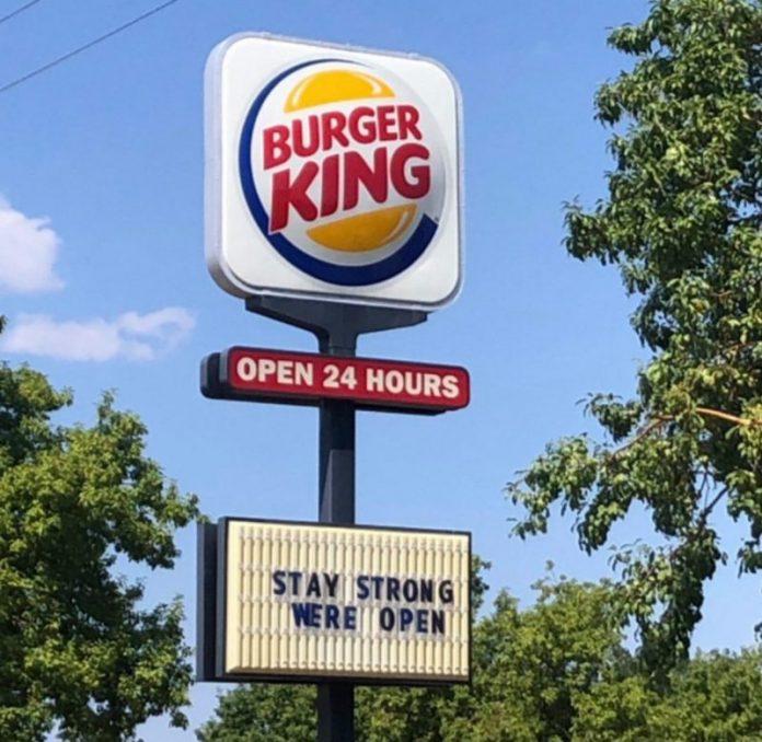 Kampanja Burger King