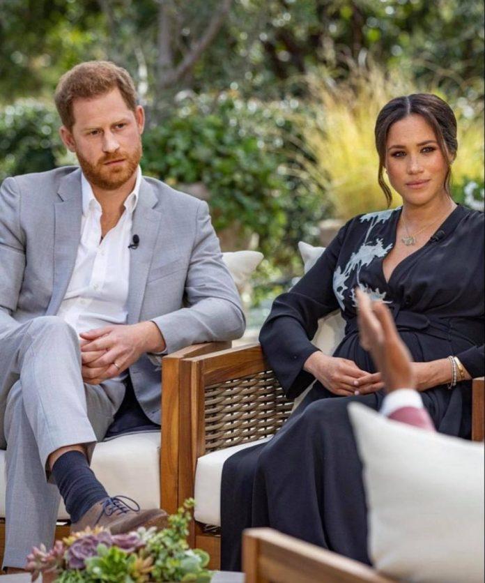 Meghan optužila britansku kraljevsku obitelj za rasizam