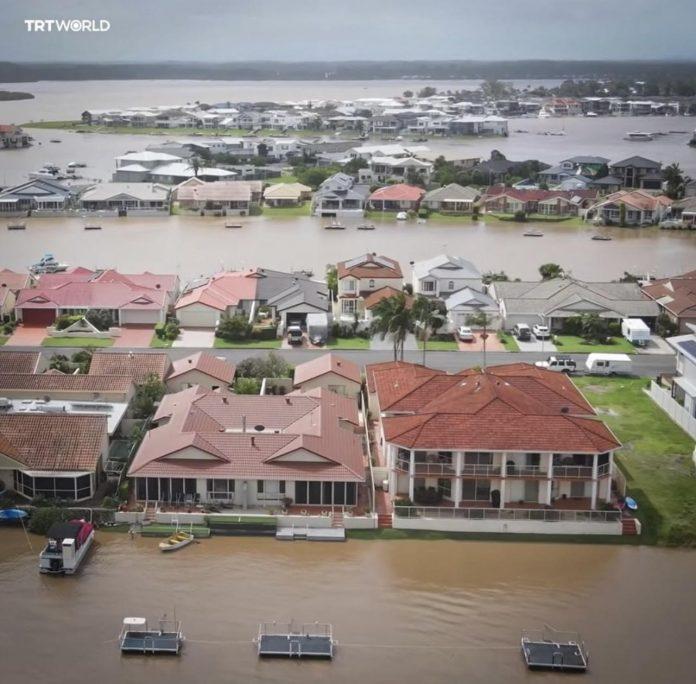 Australija: Tisuće ljudi evakuirano s područja Novog Južnog Walesa zbog jakih poplava