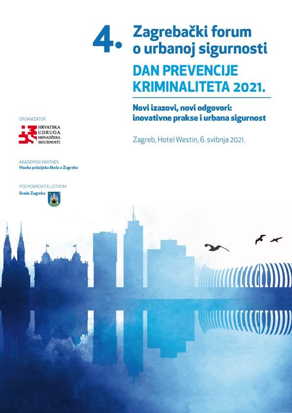 Najava IV. zagrebački forum o urbanoj sigurnosti