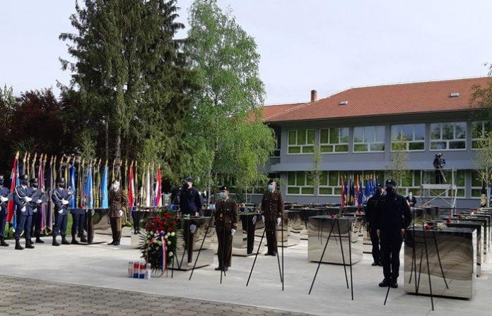 26. obljetnica Vojno-redarstvene operacije Bljesak